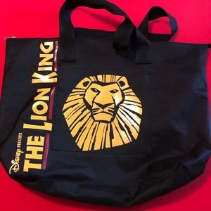 Disney's The Lion King Tote Bag